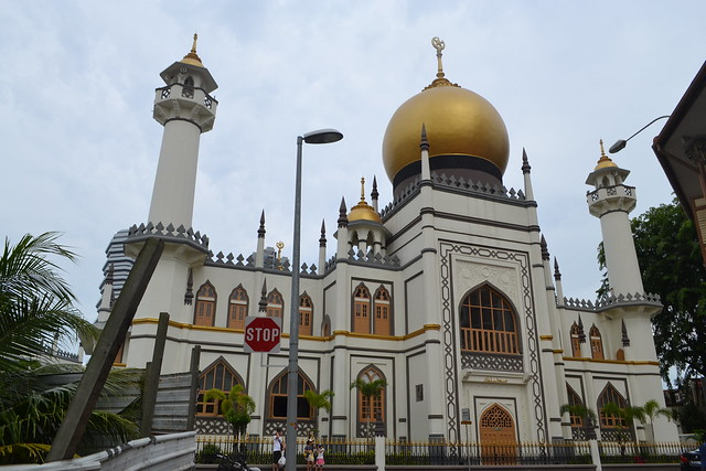 Distrito Arabe Singapur