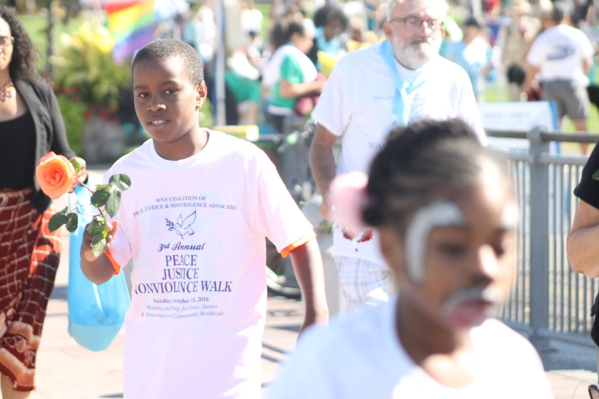 Buffalo,NY Peace and Nonviolence Festival CNV 2016 (7)