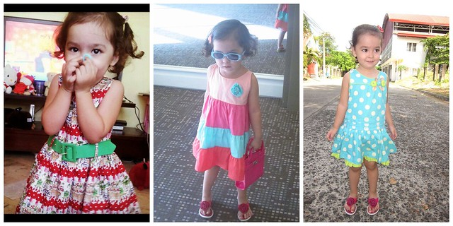 Lucy in SM Kids Fashion