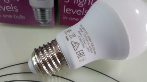 สเปกของหลอด LED