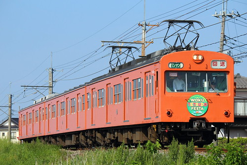 1003F(わくわく鉄道フェスタHM) @行田市〜持田