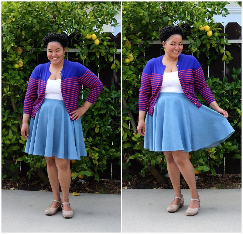 Circle Skirt #3