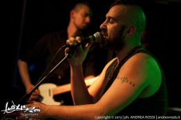 Rock In Fuso #2 - TOOT, MASSIMILIANO RENZI, CAFE' NOIR