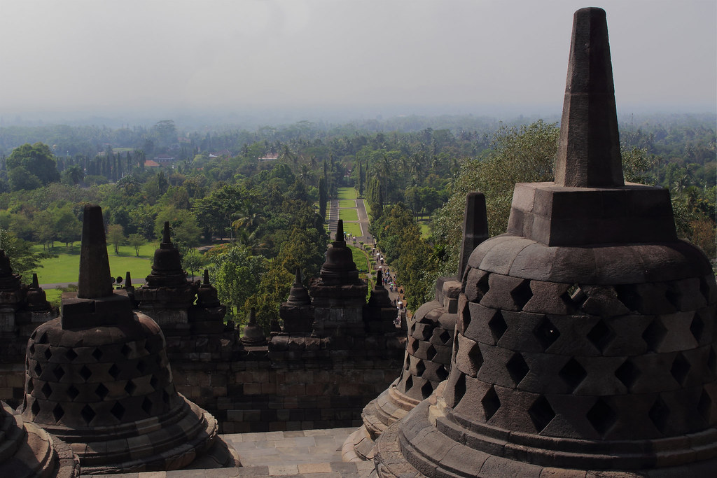 Stupa of Borobudur