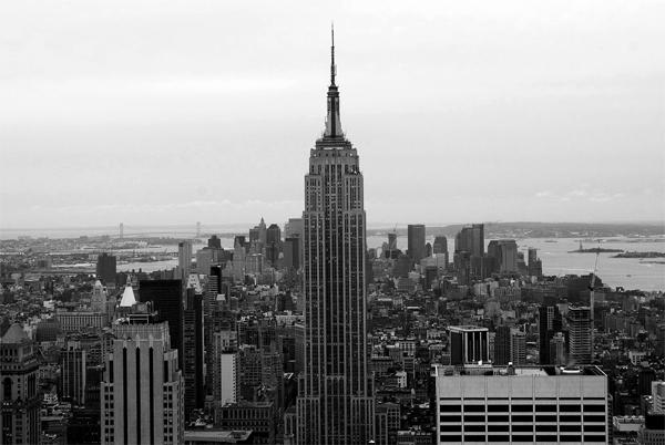 Vistas desde Rockefeller Center