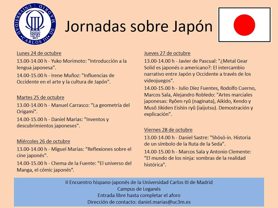 Jornadas Japón