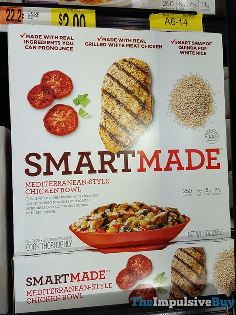 SPOTTED ON SHELVES: Smart Made Frozen Entrees