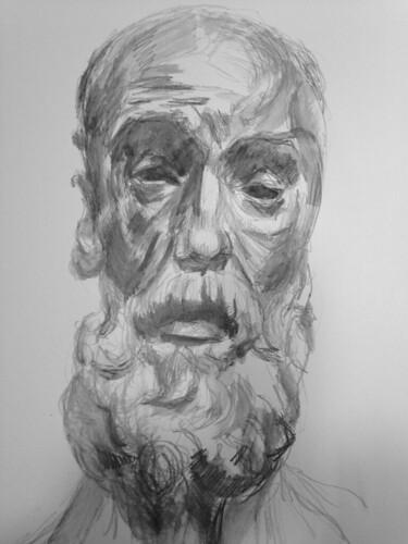 Jean Paul Laurens by Husdant