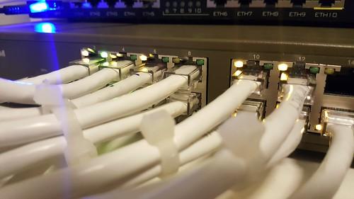 Managed switch ทำ Link Aggregation ได้