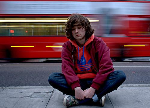 Bus/boy