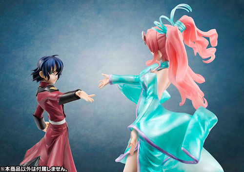 G.E.M. Series Mobile Suit Gundam SEED - Athrun Zala Complete Figure (5)