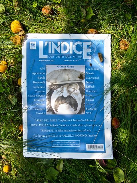 L'Indice dei Libri del mese, Luglio 2012