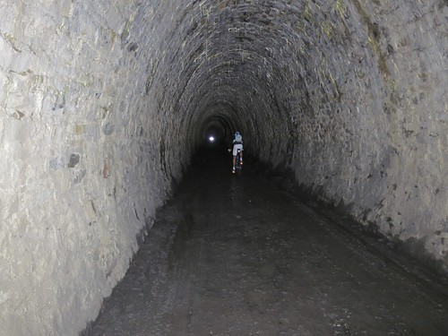 Tunnel du Parpaillon