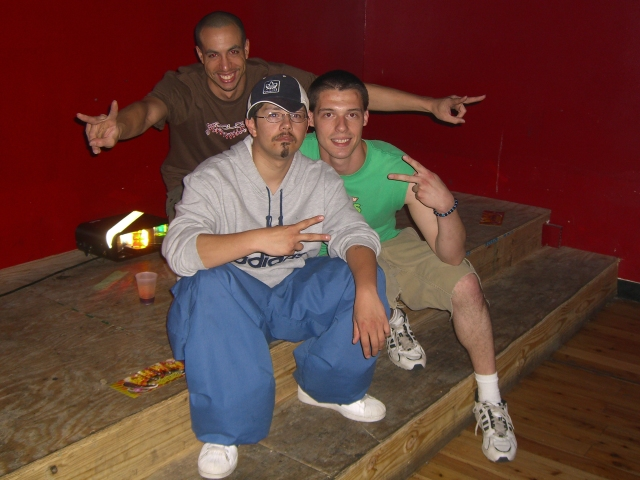 unity wednesday at the vault back in the day