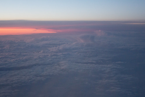 the sky burns
