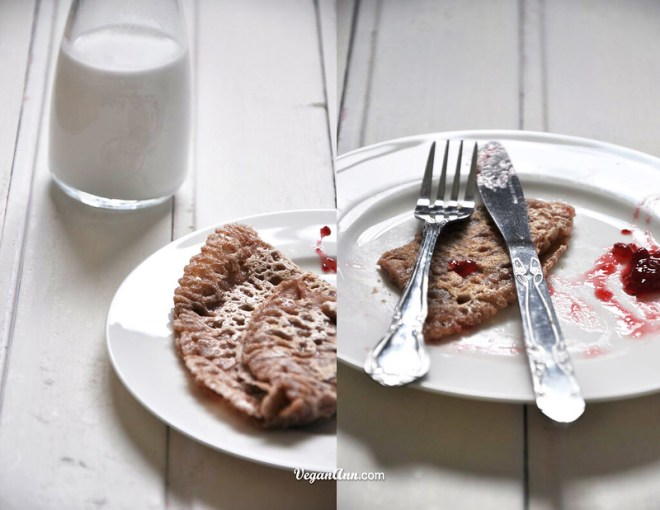 Red Rice pancake mix
