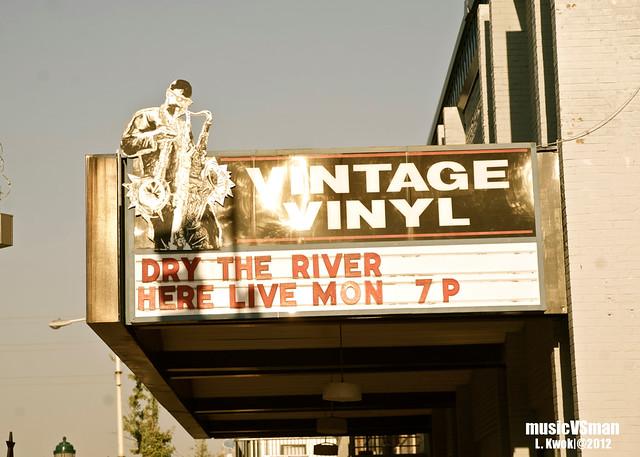 Dry the River @ Vintage Vinyl