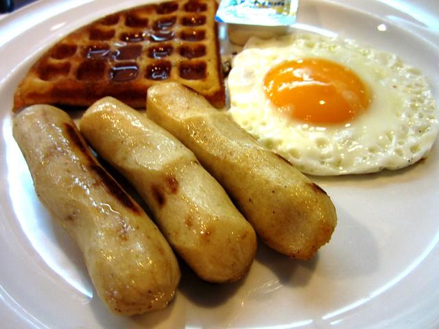 Breakfast - round 2