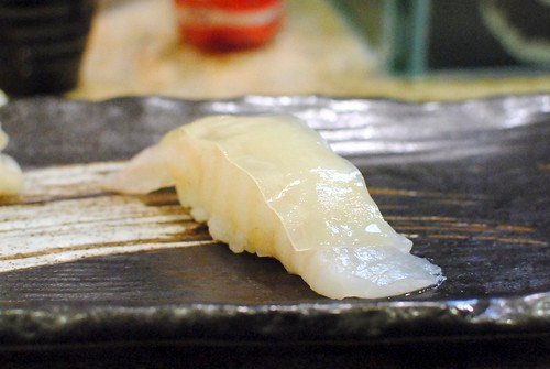 halibut with kelp