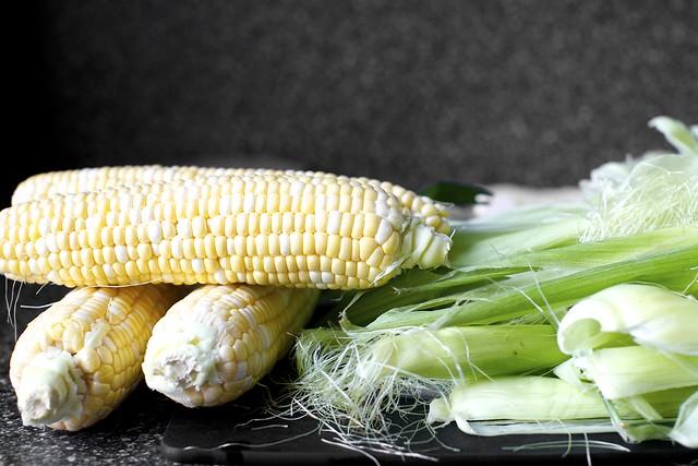 bi-color summer corn