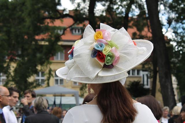 Ze chapeau du jour!