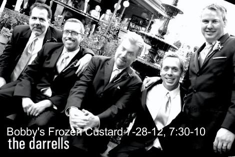 the darrells 7-28-12