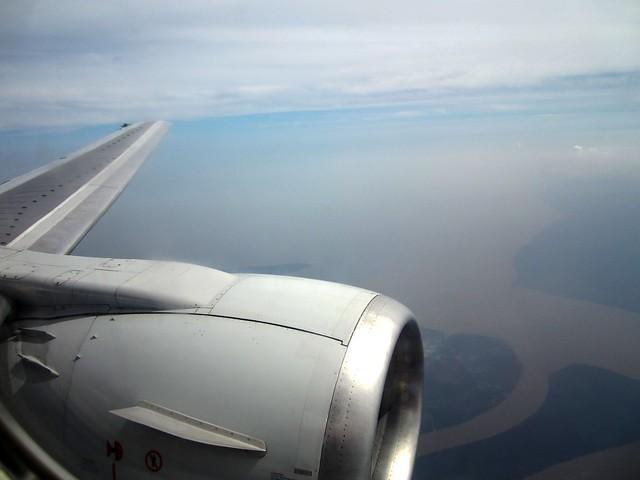 MH over the Rejang Delta