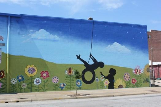 Mural, Birmingham AL