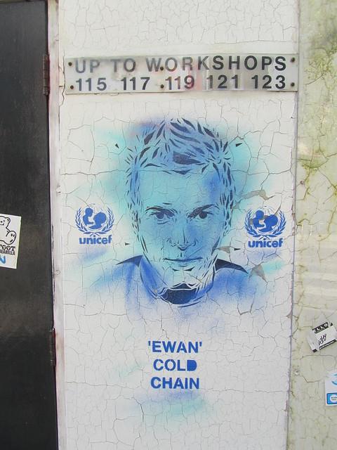 DON's Ewan, Clipstone Street