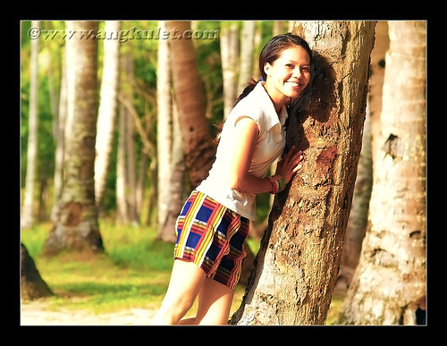 Angku in Marimegmeg Beach, El Nido, Palawan