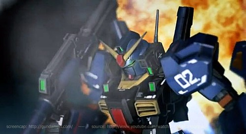 8 - RG Gundam MKII TITANS (2)