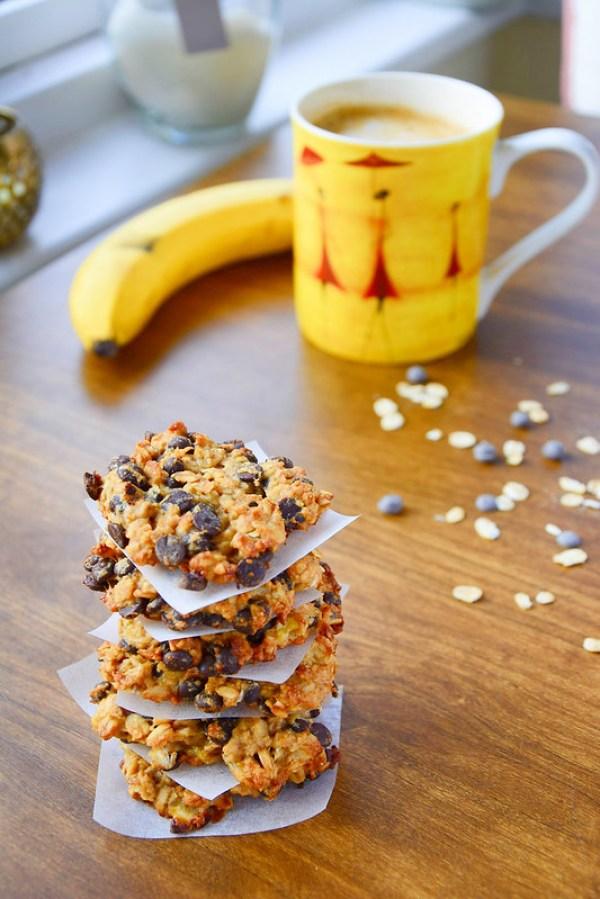 4_ingredient Oatmeal Cookies