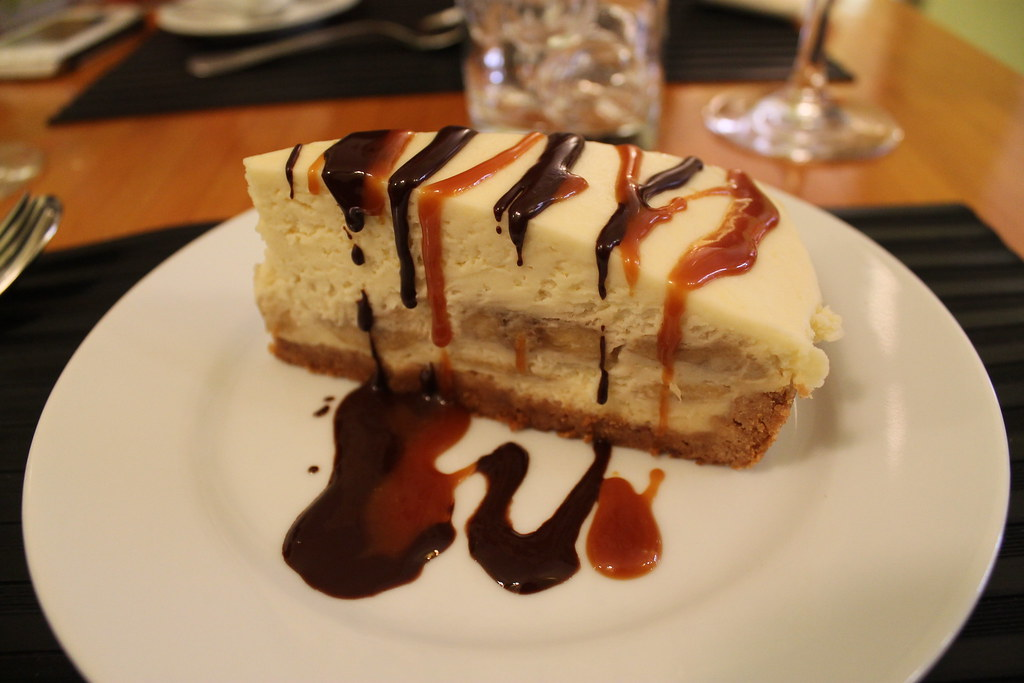 Banana cream pie en Gumbo Madrid