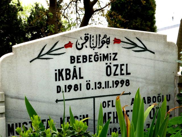 Istanbul - avril 2012 - jour 4 - 107 - Eyüp Mezarlığı