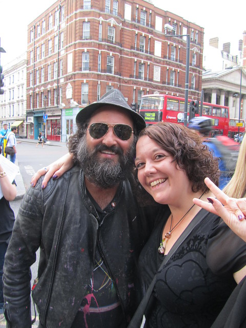 Me & Mr Brainwash