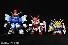 SDGO Sandrock Custom Unboxing & Review - SD Gundam Online Capsule Fighter (44)