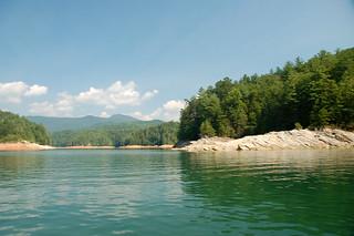 Upper Lake Jocassee-014