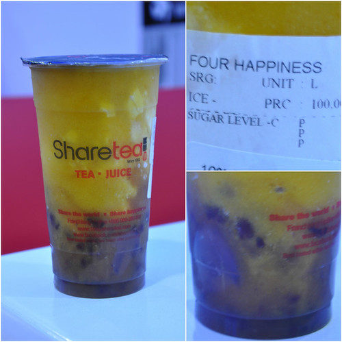 Four Happiness Mango Ice Blended