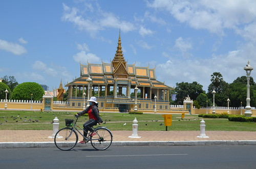 Green Space Phnom Penh