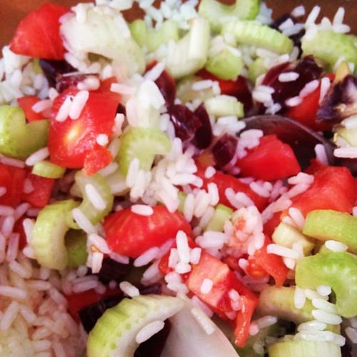 Hoy ha tocado ensalada de arroz... by rutroncal