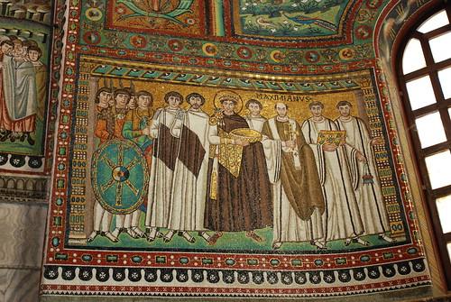 Mosaico bizantino