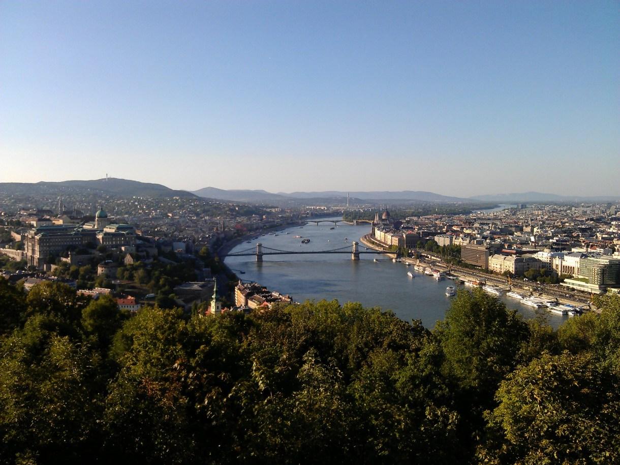 10 miradores en el mundo. Ciudad y naturaleza desde las alturas. Vol. 2.