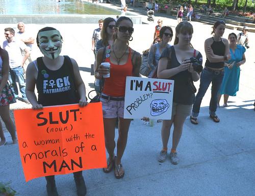 Edmonton SlutWalk 2012