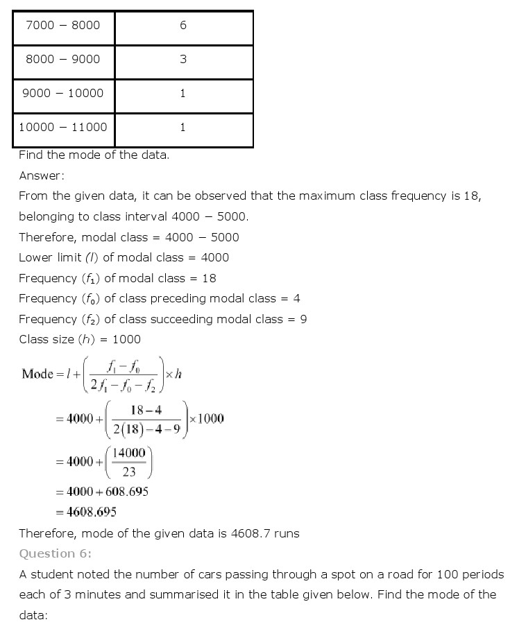 NCERT Solutions For Class 10th Maths Chapter 14 Statistics Download 2018-19 New Edition PDF freehomedelivery.net