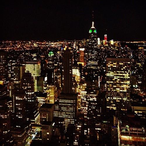 The night lights :)