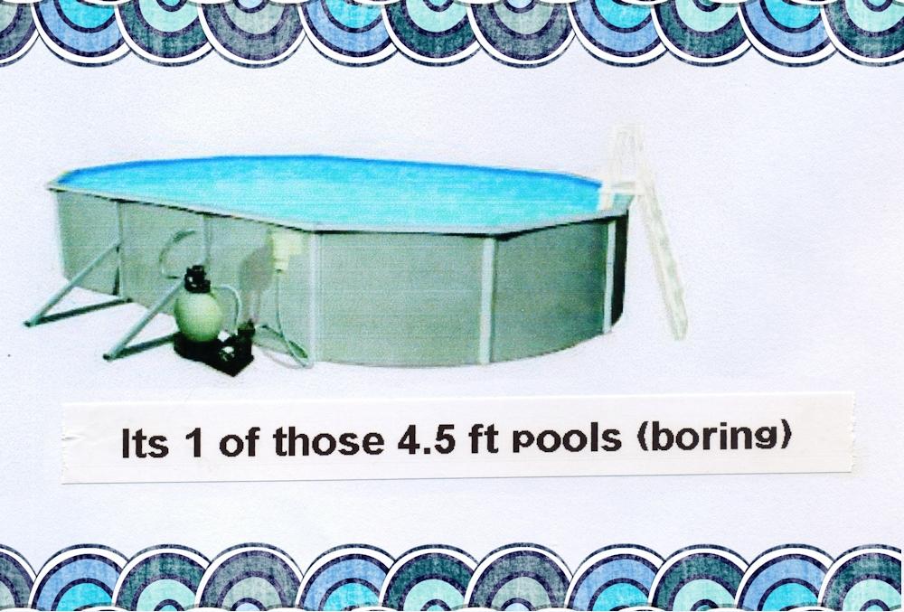 Boring Pool