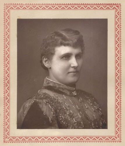 Christine Nilsson.