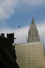Grand Central, Bird, and Chrysler