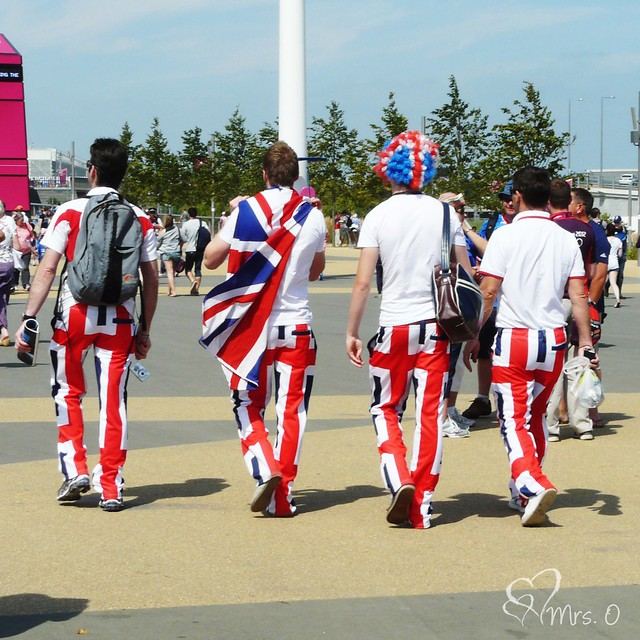 British Supporters