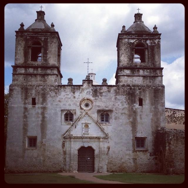 Mission Concepción, San Antonio